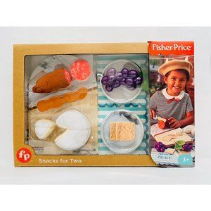 Fisher-Price Snack for Two Cheese & Crackers Set